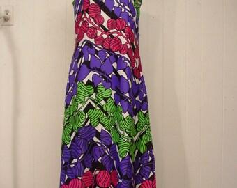 vintage dress, designer dress, Lanvin dress, vintage clothing, large