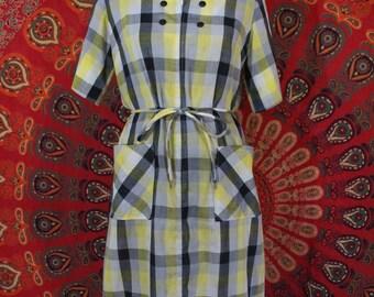 Vintage 70s SEARS Dress