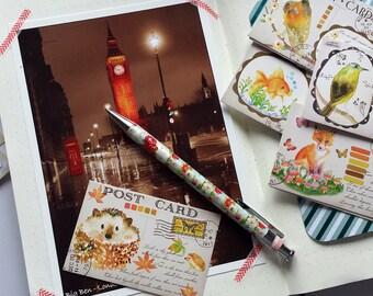 Miniature Postcards