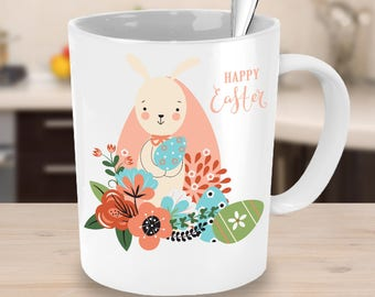 Happy Easter Drinking Mug - Best Selling Mug for Easter Holiday Gift
