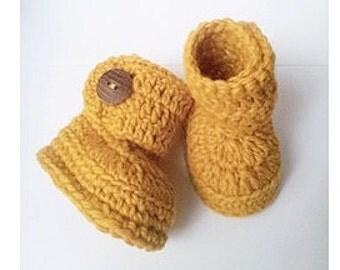 Crochet Baby Booties, Crochet Baby Boots, Crochet Baby Shoes, Baby Booties, Baby Boots, Baby UGG