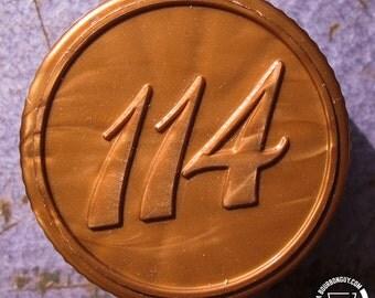 Old Grand-Dad 114 Bourbon Bottle Cap Magnet