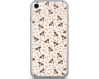 Jack Russel iPhone Case, Phone Case Jack Russel, Jack Russel Phone Case, Protective iPhone Case, iPhone 7 Case, iPhone 6 Case, iPhone 5 Case