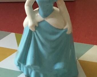 Porcelain Cinderella figurine