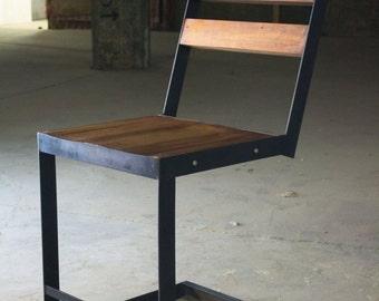 Slim Steel Chair SET!