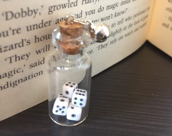 Followers vials with cubes