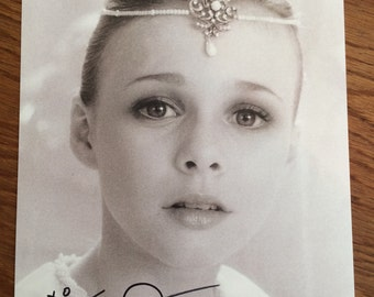 "Signed ""Childlike Empress"" Photo from The Neverending Story"