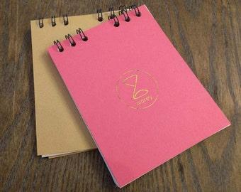 Ivorey Flipbook - Notebook