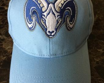 Custom Embroidered Ram Tough Dodge Cap