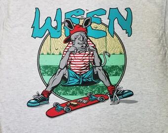 Ween Band Tee's