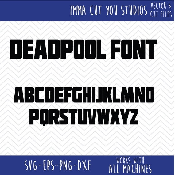 how to use eps font