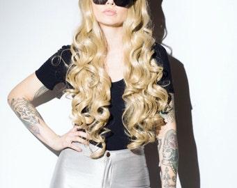 Storybook sleeping beauty inspired wig