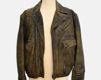Leather jacket Chevignon leather jacket Perfect condition
