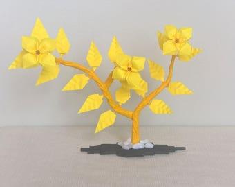 Bonsai series yellow