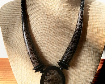 Vintage Tribal Necklace Handmade in India