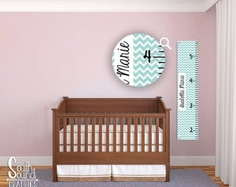 chevron room decor