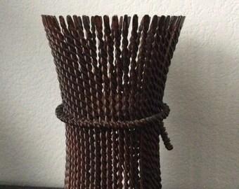 Vintage Decorative Metal candle holder