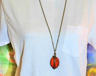 Vintage Inspired Necklace with Pendant