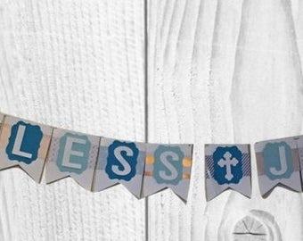 Baptism Banner