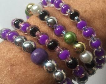 Miss Purple Bracelets