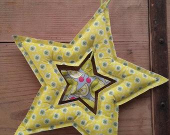 Star hanging duplex