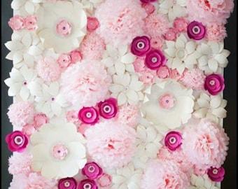 Paper Flowers / Flower Walls