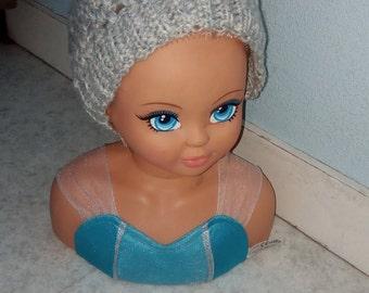 Blown Beanie crochet