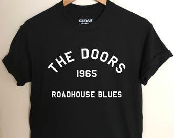The Doors Vinyl Tee