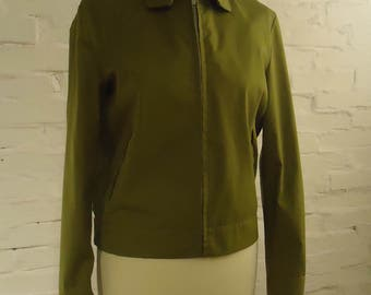 NEW PRICE * jacket vintage sports * genuine vintage early 60's * perfectly * TS