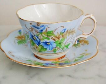 Tea Cup Vintage ROSINA Bone China Made in England
