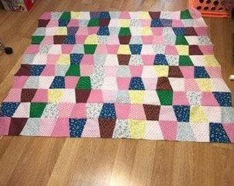 Homemade Quilt Top