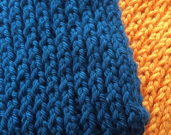 Super Soft & Chunky Rib Knit Infinity Scarf!