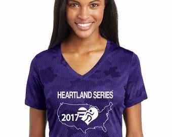 CamoHex T-Shirt [Women's] - Heartland Series