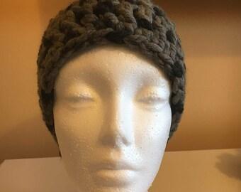 Chunky winter hat