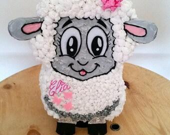 Deco / lamb/SHEEP piñata