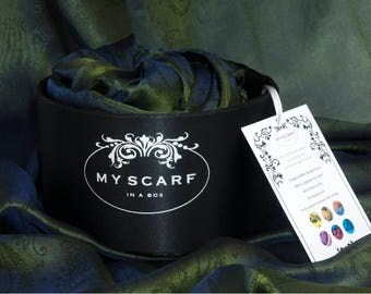 Sciarpa Ravenna Green - Limited Edition-