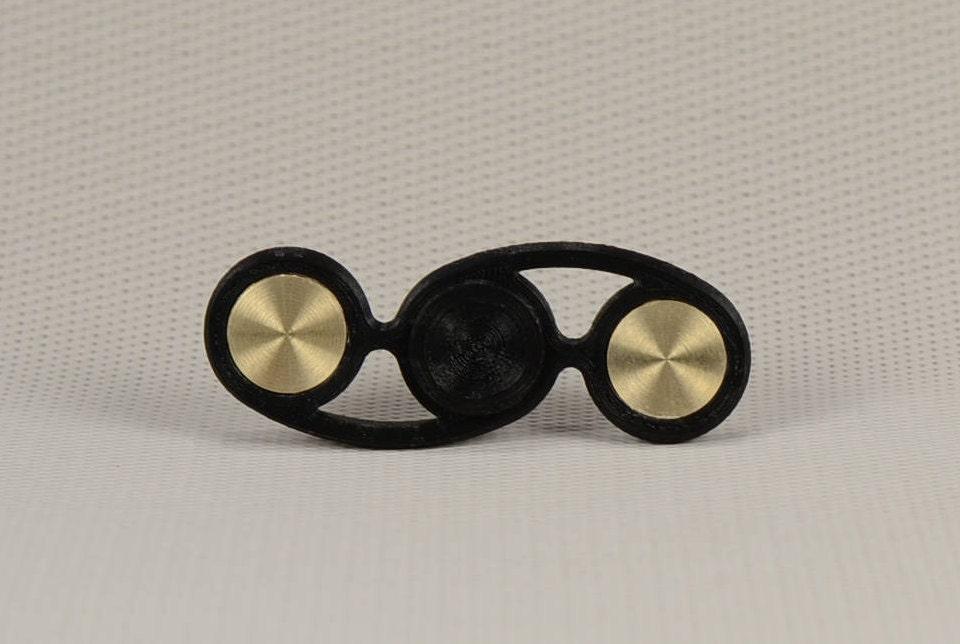 EDC Hand Spinner Fidget Hand Spinner Fidget Toy EDC Toy 3D