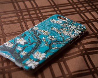 Vincent Van Gogh - Almond Blossom - Iphone case 6/6s - Artsy Gift