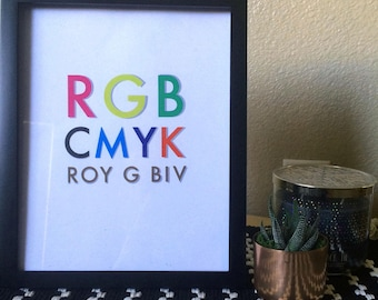 Colorful 8 x 10 Download