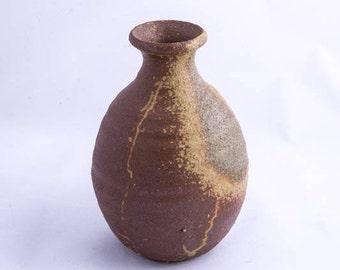 Ceramic Studio Pottery Rustic Vase