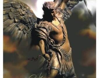 Archangel Power Tarot Celtic Reading (10 Cards)