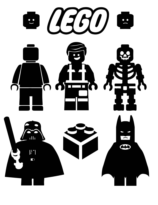 Download Lego SVG bundle
