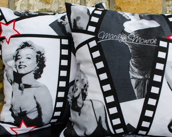 Pillow covers - Marilyn Monroe (set of 2)