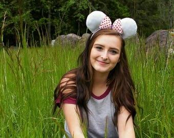 Signature Mickey Ears - Character Signature Ears - Minnie Ears - Mickey Ears