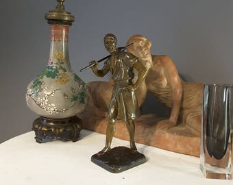 19th DUBUC - Collection - art cast-iron sculpture