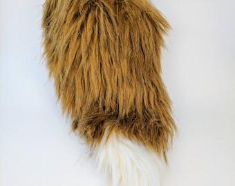 Fox Tail Chalk Bag