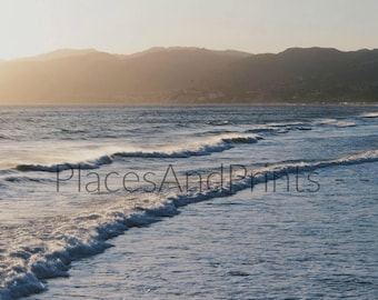 Santa Monica California, Instant Download