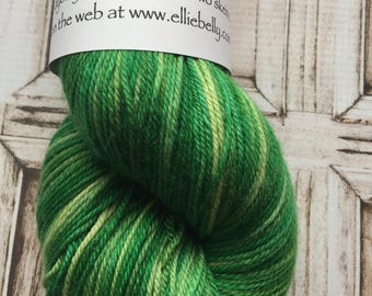 "Elliebelly Juliet Fingering Weight Yarn -  ""Egan"""