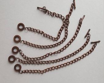 Antiqued copper