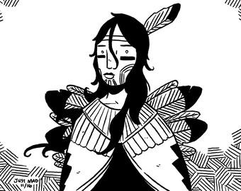 Unique kachina bird related items | Etsy